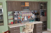 Fascinating Sewing Scrapbooking Cabinet Sewing Room