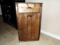 Tilt Out Trash Bin Storage Cabinet - Storage Designs