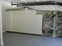 Stunning Garage Makeover With Ikea Kitchen Cabinets ...