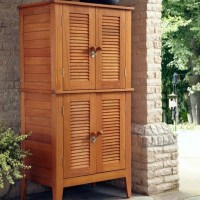 Outdoor Storage Cabinets With Shelves - Storage Designs