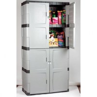 Rubbermaid Storage Cabinet With Doors - Storage Designs