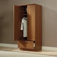 Sauder Homeplus Wardrobe Storage Cabinet - Storage Designs