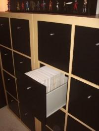 Fantastic Comic Book Storage Cabinet Ikea Creative ...