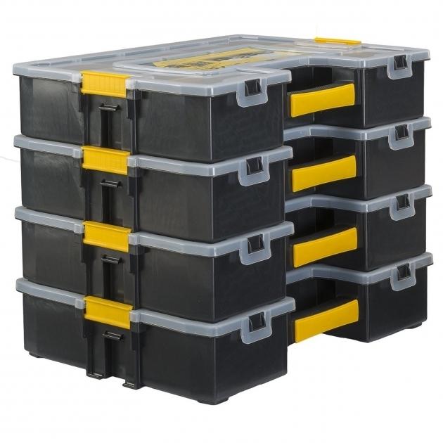 Alluring Stanley Stst14027 Small Parts Organizer Storage