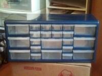 Stack On 22 Drawer Storage Cabinet - Storage Designs