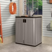 Outstanding Rubbermaid Outdoor Storage Cabinets With ...