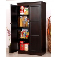 Food Storage Cabinet With Doors - Storage Designs