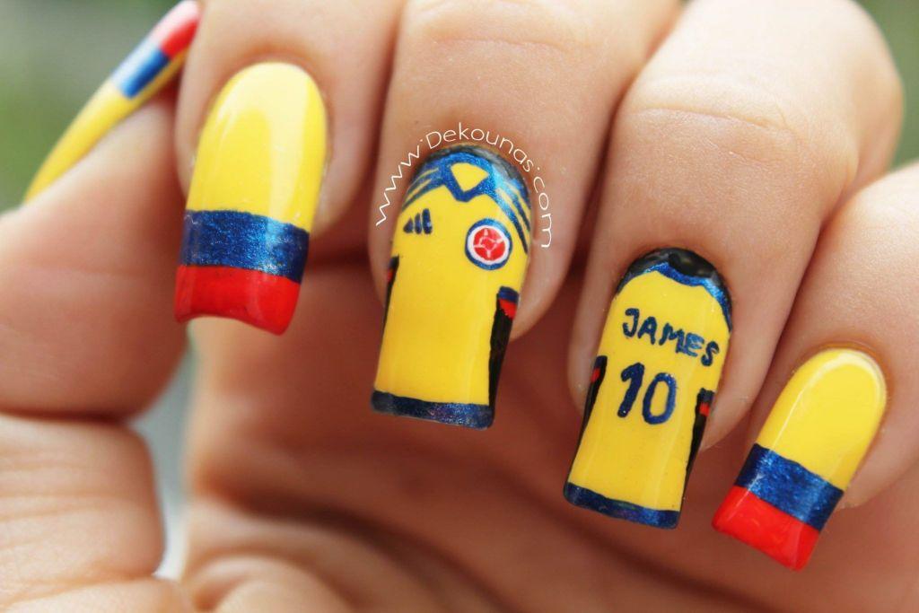 Decoración de uñas Colombia-1