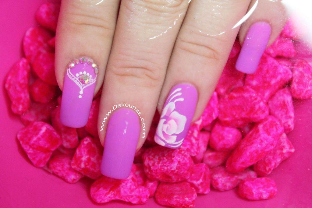 Decoracion de uñas temp flores5