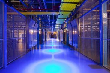 Equinix's Data Center In San Jose, Calif. Photo Courtesy Of Equinix.