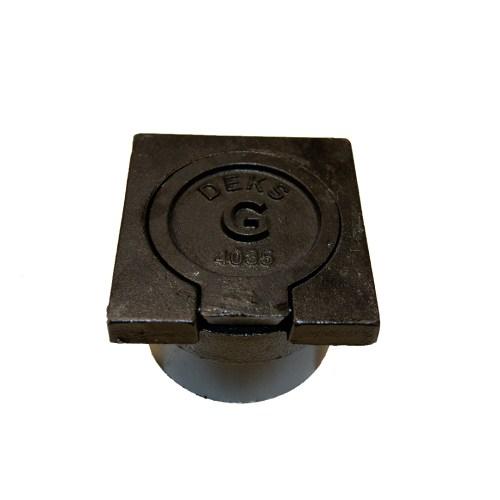 Gas Box 100mm