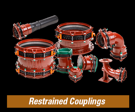 Restrained Couplings