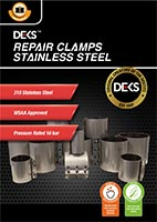 Repair clamps stainless steel brochure link