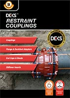Restraint couplings brochure link