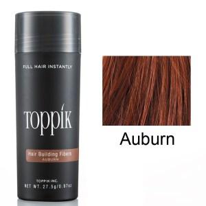 Toppik Загуститель волос (пудра для волос) Рыжий Auburn 27,5 г