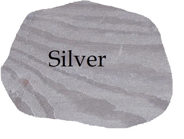Farba kredowa metaliczna w kolorze Silver
