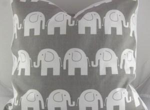 Poduszka w słonie