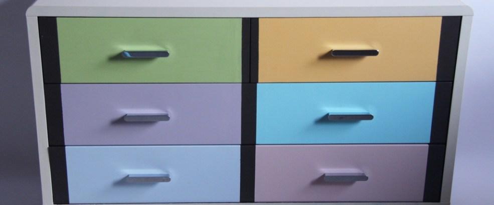 komoda odnawianie mebli refreshing farba kredowa