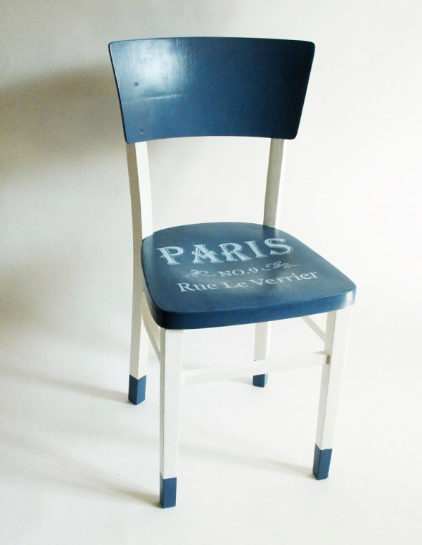 krzeslo PRL