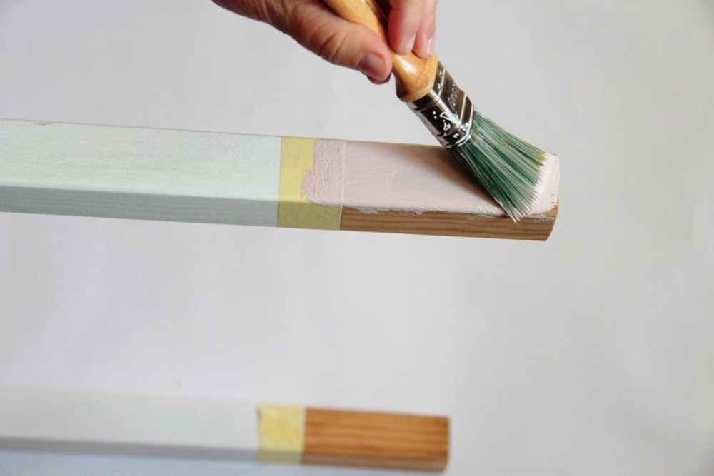 odnawianie stolika odnawianie mebli farba kredowa