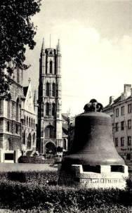 St.-Baafskathedraal en Klokke Roeland - Roland de smet