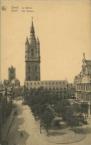 St.-Baafsplein - postkaart