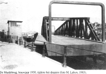 Muidebrug 1950 - Gendtsche Tydinghen 1992