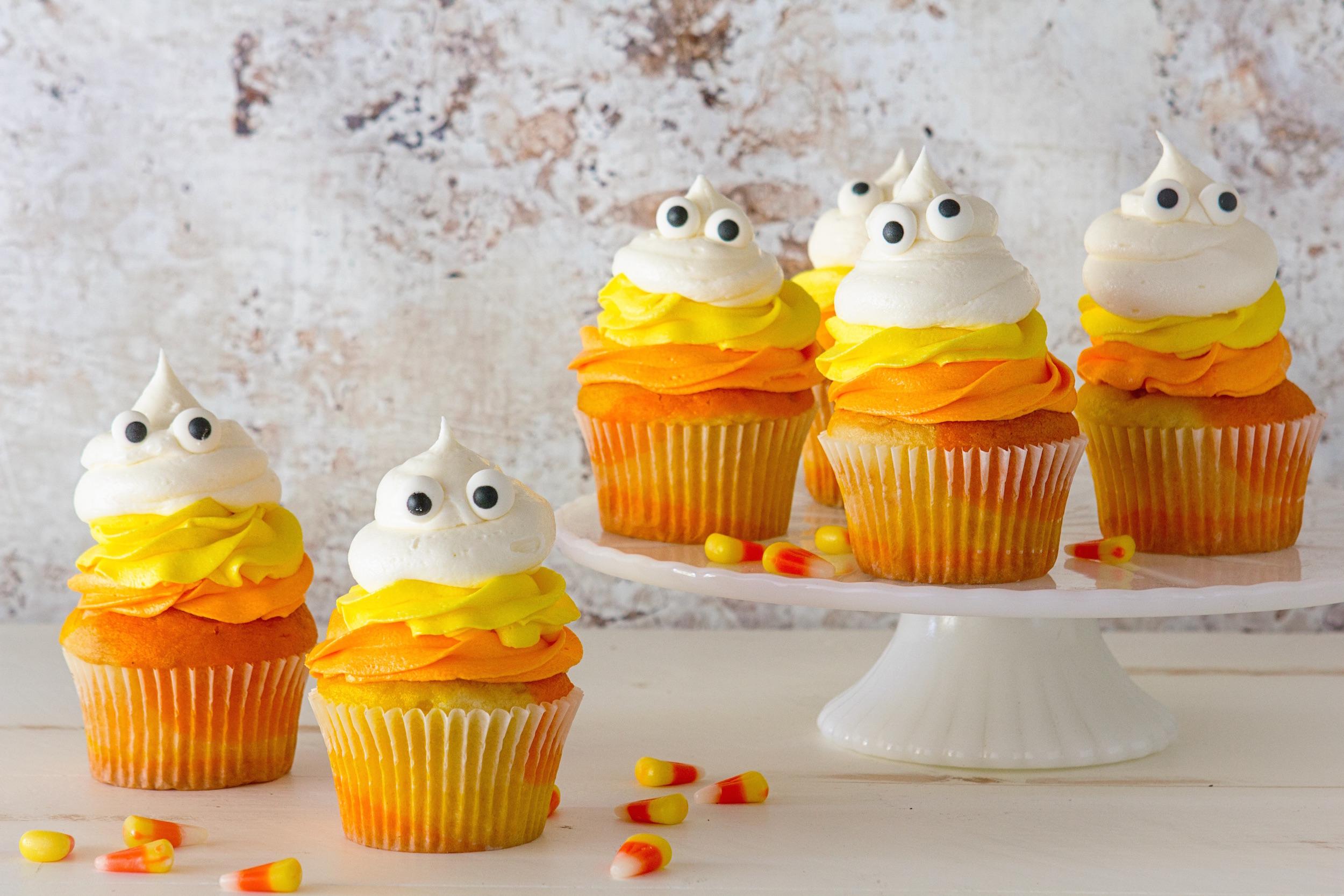 18 Easy Halloween Cupcake Ideas Recipes Amp Decorating