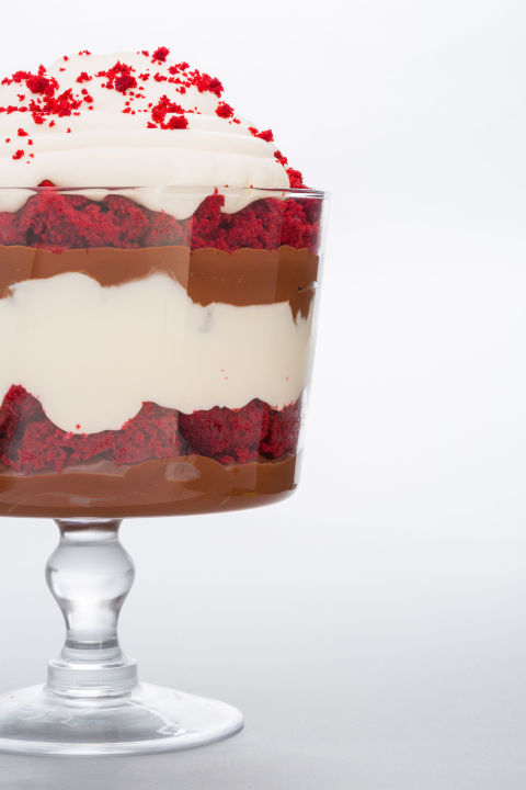 It's time to upgrade from red velvet cake. Get the recipe from Delish.