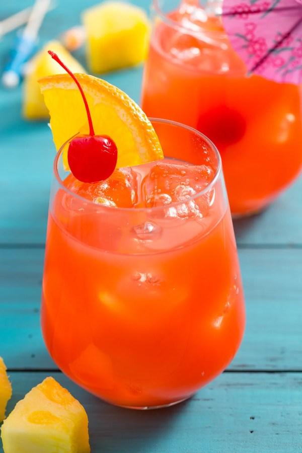 Hurricane Drink Recipe