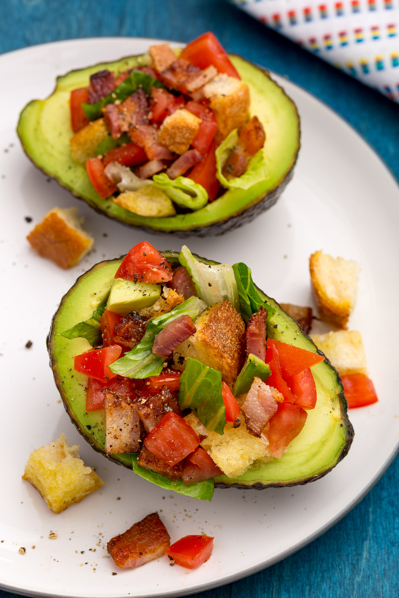 5 Easy Stuffed Avocado Recipes What To Put In A Stuffed