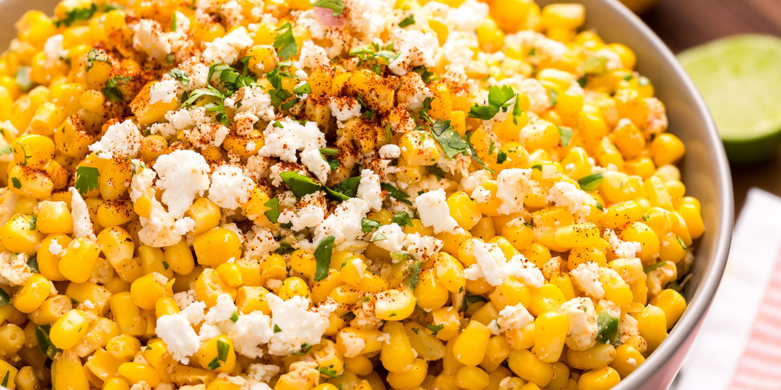 Best Mexican Corn Salad Recipe How To Make Mexican Corn