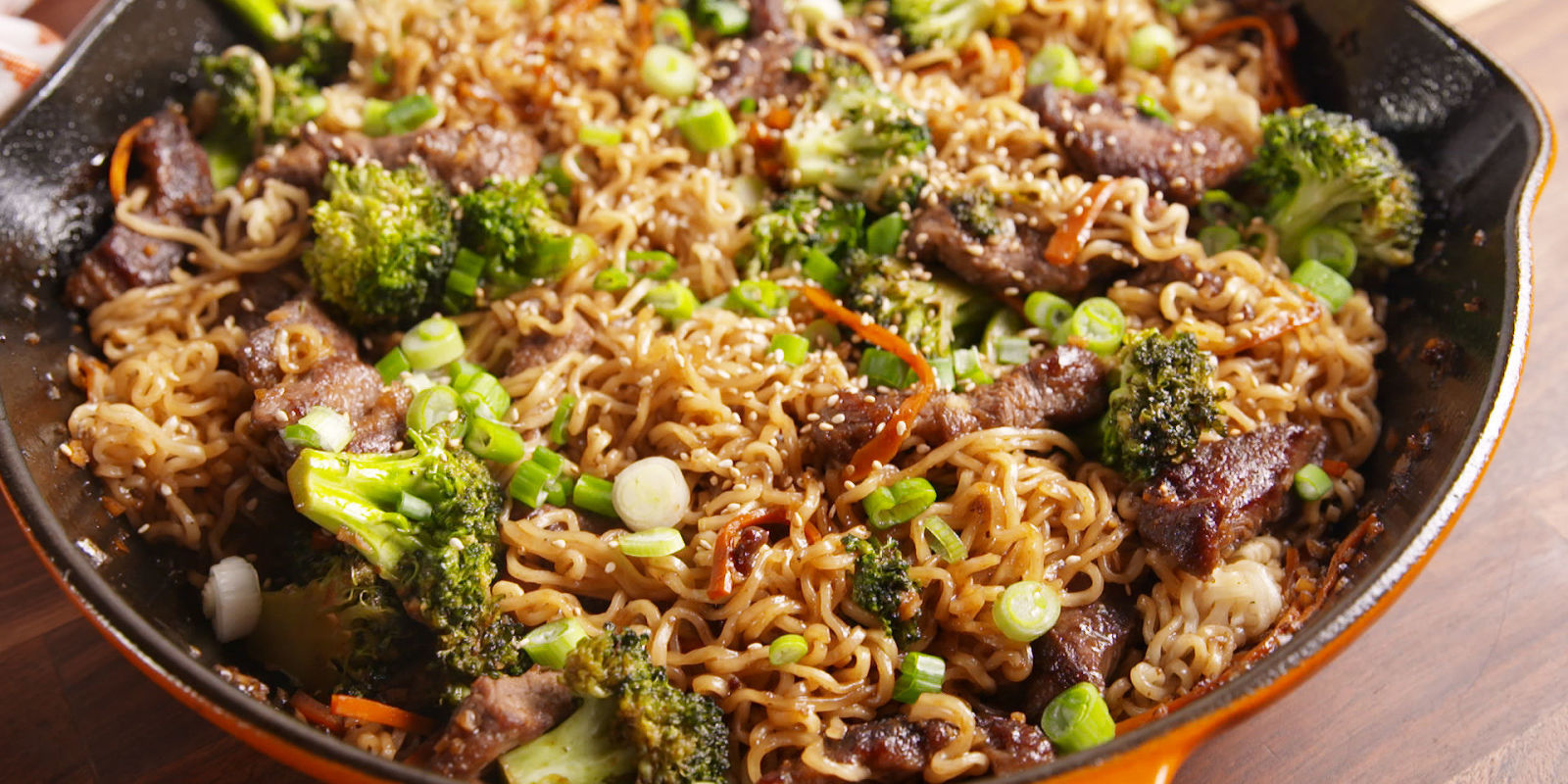 Best Mongolian Beef Ramen  How To Make Mongolian Beef Ramen