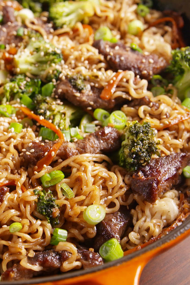 Mongolian Beef Ramen | Spicy Recipes and Cooking Guide