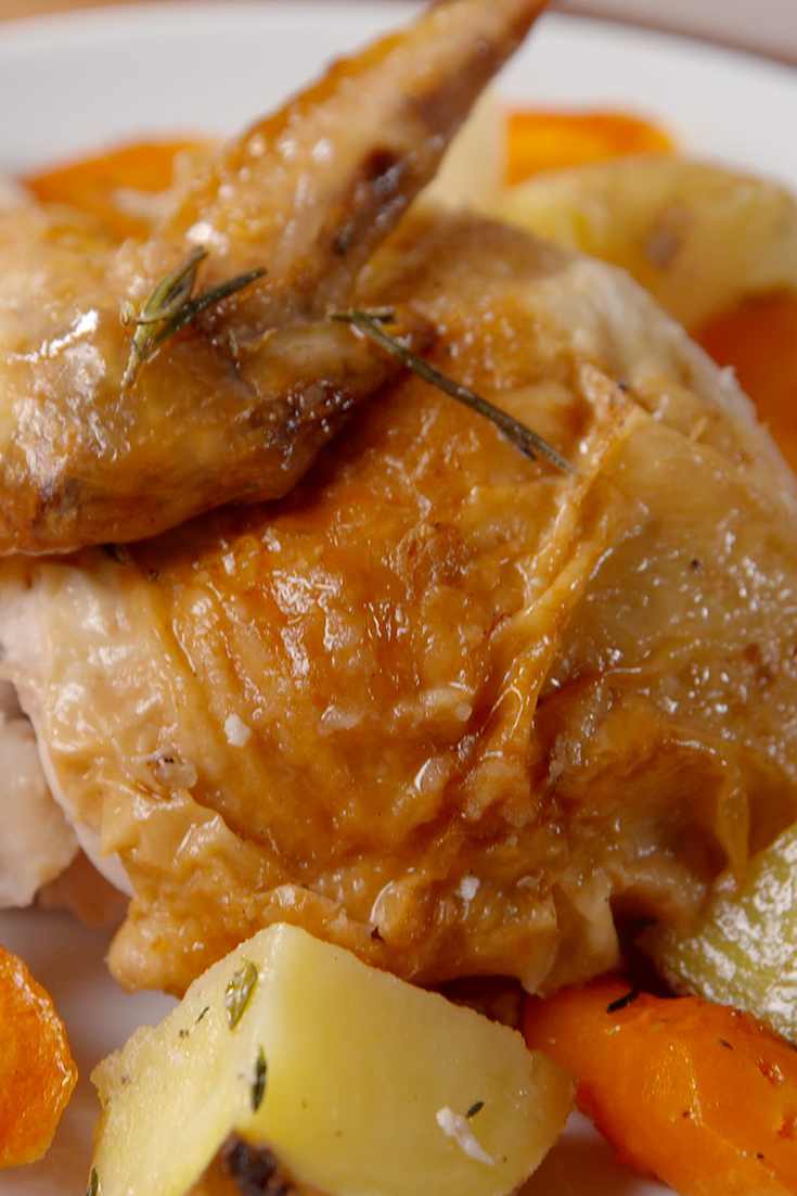 30+ Easy Healthy Chicken Recipes - Best Healthy Ways to ...