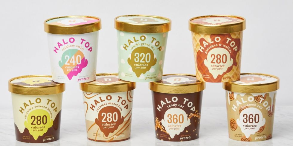 Image result for New Halo top flavors