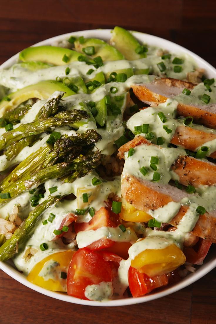 40+ Easy Healthy Chicken Recipes - Best Healthy Ways to ...