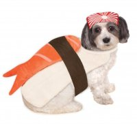 20+ Cute Dog Halloween Costumes - Food Inspired Costume ...
