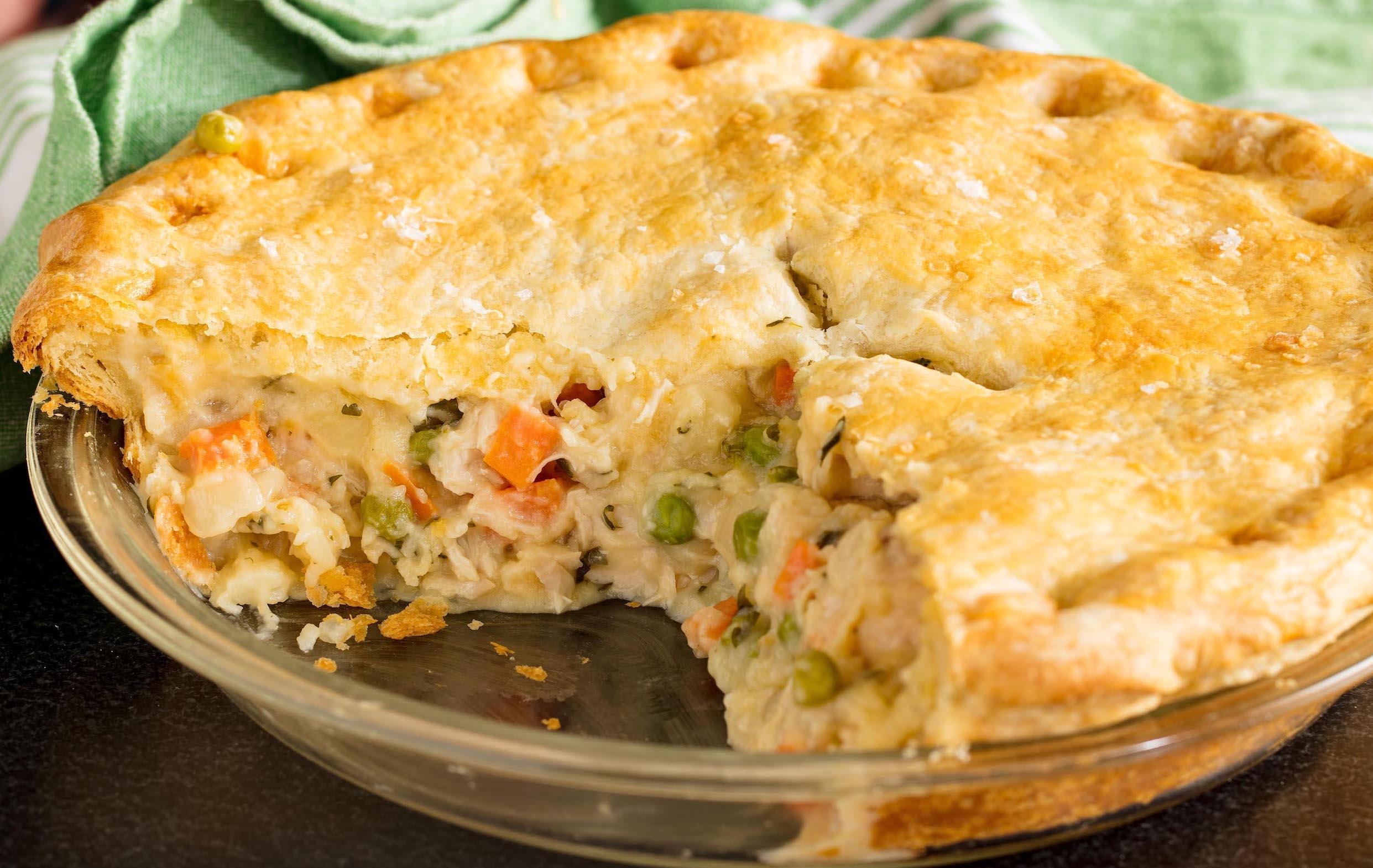 20 Homemade Chicken Pot Pie Recipes How To Make Easy