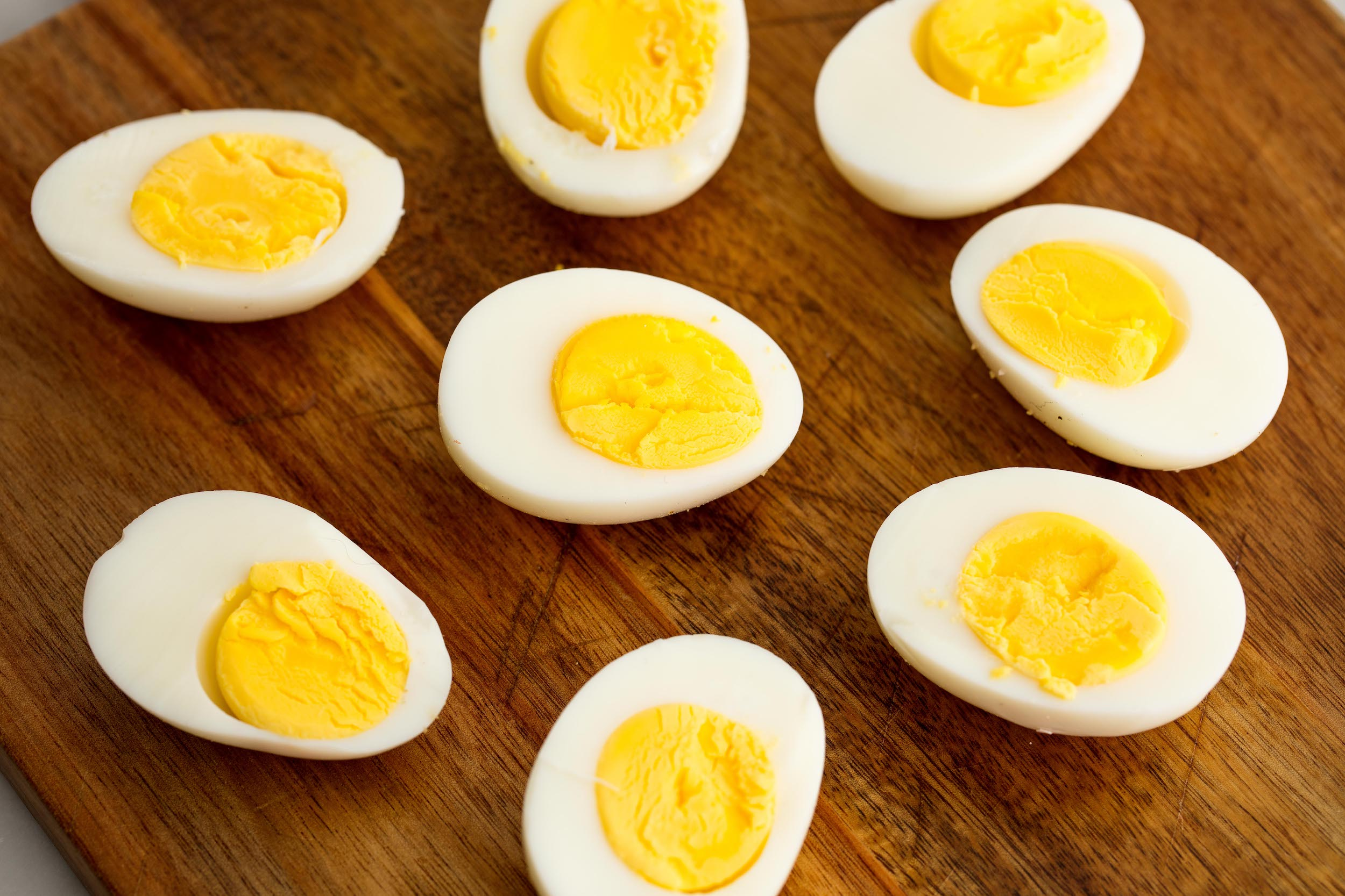 20 Easy Hard Boiled Eggs Recipes  How To Make Hard