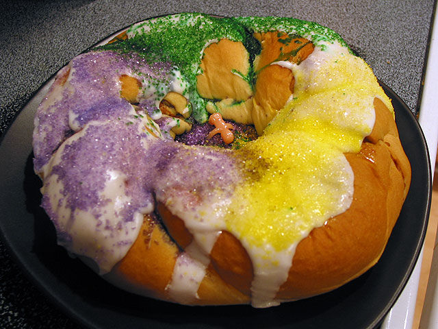 King Cake - Louisiana