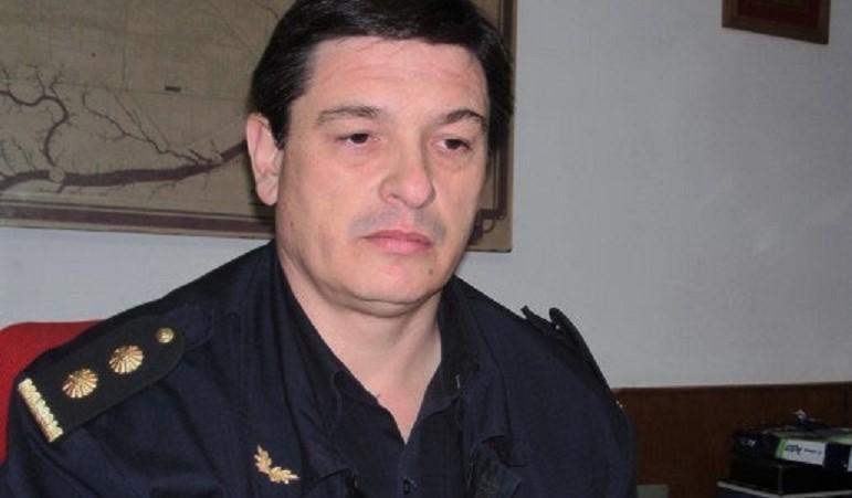 Comisario Rubén Gab.