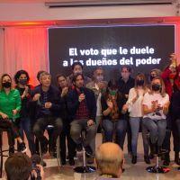 """Del Plá: """"Nuestra voz en el Congreso es más que necesaria"""""""