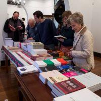 Feria de Editores en la UNS