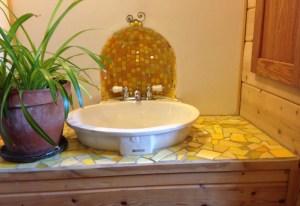 Bath Counter