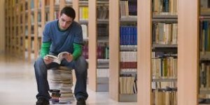 Estudiante en la universidad