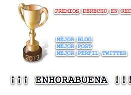 DERECHO EN RED 2013