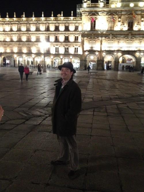 chaves en Salamanca