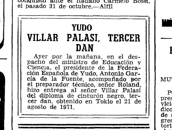 DIARIO ABC : 8 Marzo 1972