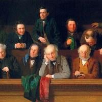 Cómo piensan los jueces al decidir